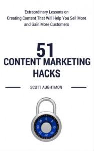 51 Content Marketing Hacks - Book Interview