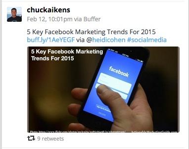 @ChuckAikens tweet