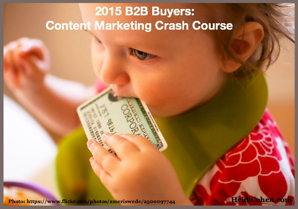2015 B2B Buyers