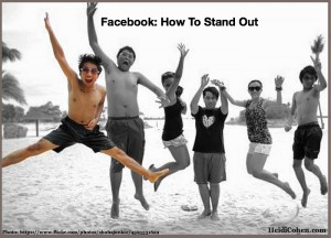 Beach -How to stand out