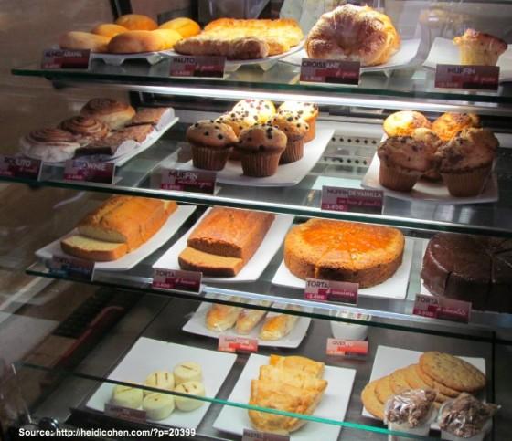 Cakes Juan Valdez Style-Bogota Colombia-Heidi Cohen