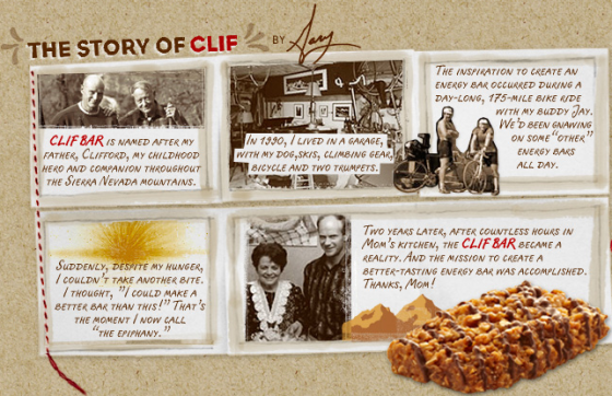 Clif Bar Company -Story