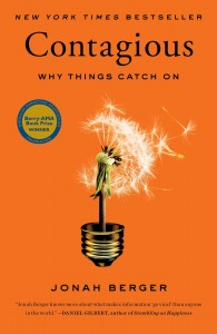 Contagious: Why Things Catch On - Book Interview