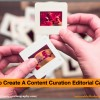 Content Curation Editorial Calendar