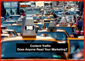 Content Traffic Research-Heidi Cohen