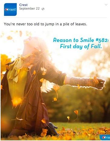 Crest- Facebook reason 582-1