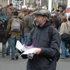 Distribute leaflets