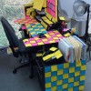 Editorial Calendar--post-its gone wild