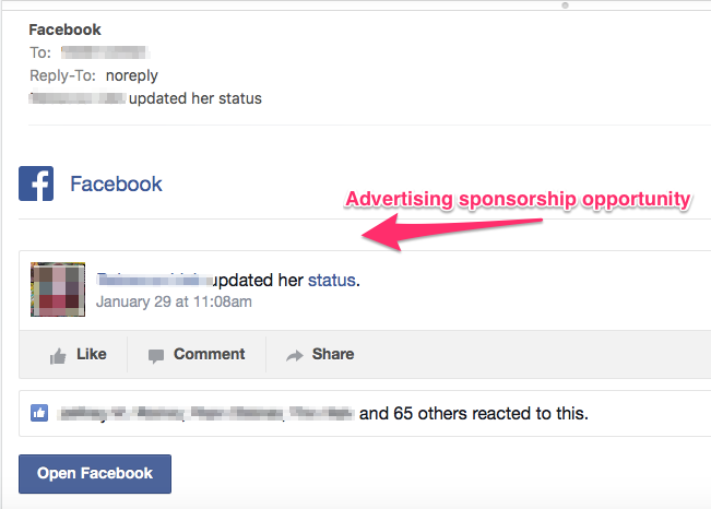 2017 Facebook advertising opportunity