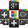 G+ Icons
