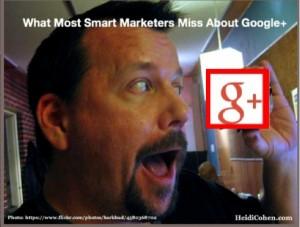 Google+ and Marketers-1