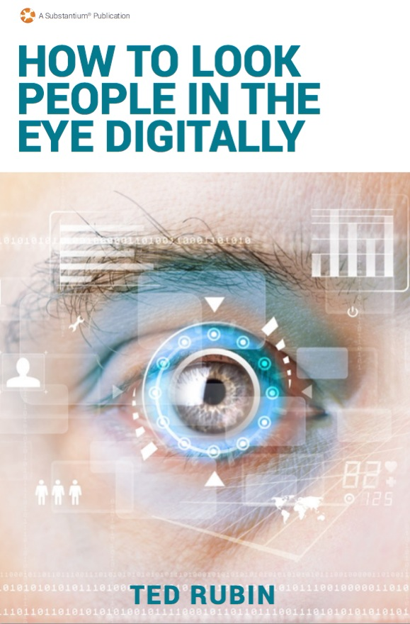 how to look people in the eye digitally  u2013 book interview