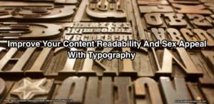 Content Typography