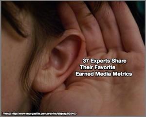 Earned Media Metrics