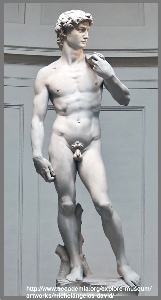 Michelangelos David Accademia Gallery