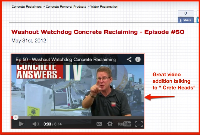 Mid Atlantic Concreate Equipment-Concrete Answers TV-Video