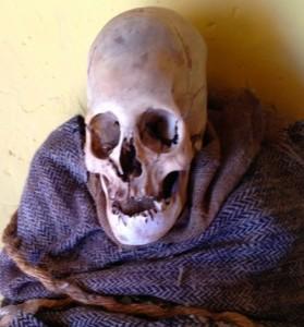 Peruvian Mummy - Heidi Cohen