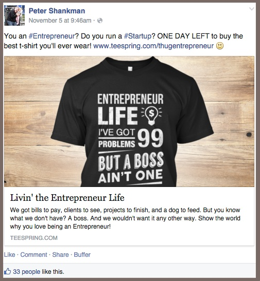 Small Business Facebook Lessons