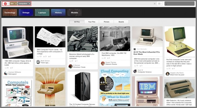 How IBM Uses Pinterest To Provide Multiple Entryways To Their Company