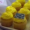 QR Code Cupcake