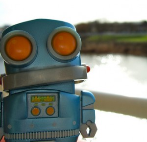 Robot communications