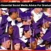 Social Media Graduation Tips