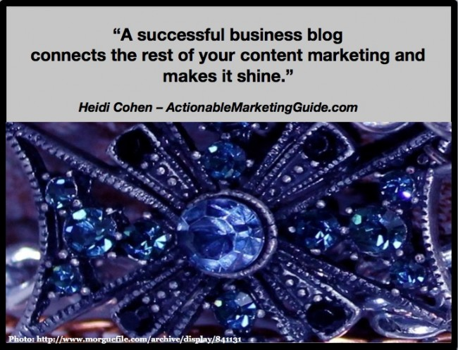 Successful Business Blog-Heidi Cohen-1