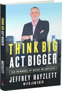 Think Big Act Bigger cover