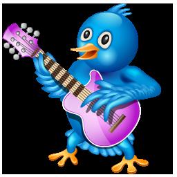 Twitter Rock Star