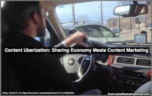 Content Uberization
