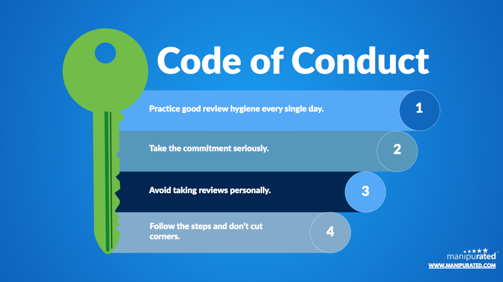 Minipurated – code of conduct