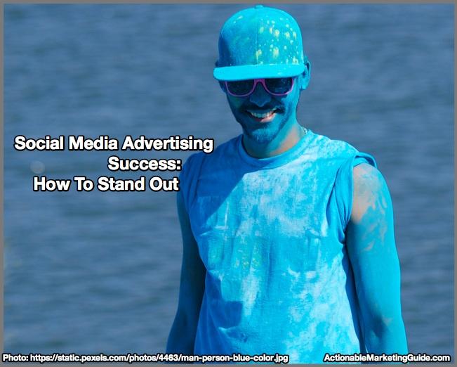 Social Media Advertising Success