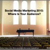 Social Media Marketing 2015