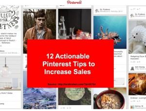 12 actionable Pinterest Tips -1