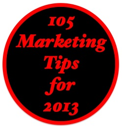 105 Point Checklist for 2013 - Heidi Cohen's Actionable Marketing Blog