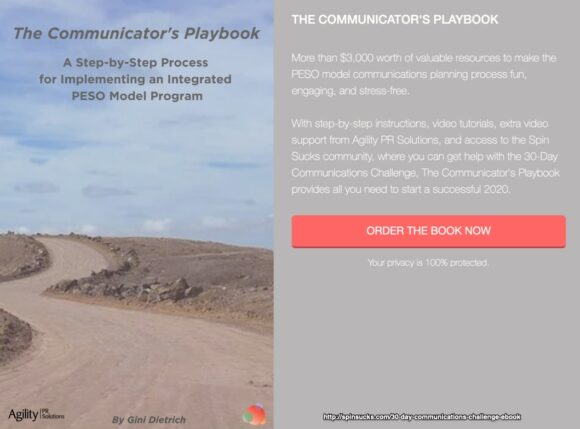The Communicators's Playbook