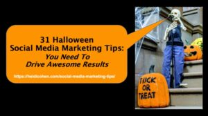 31 Halloween Social Media Marketing Tips