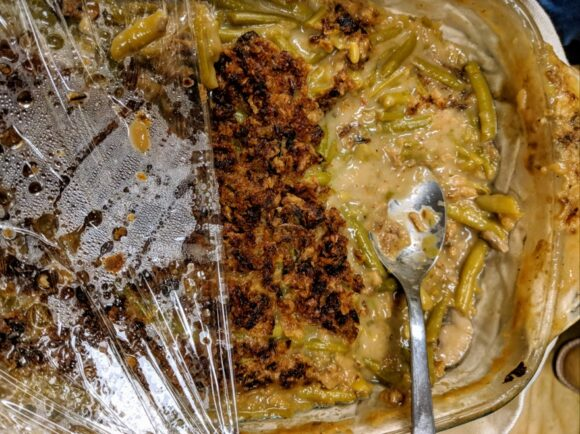 Campbell's Green Bean Cassorole