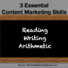 Essential Content Marketing Skills