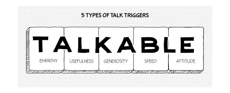 5 types of talk triggers