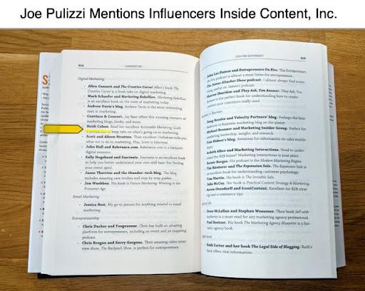 Acknowedgement in Content Inc