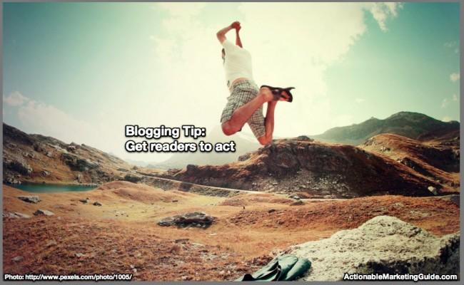 Superstar blogging tip