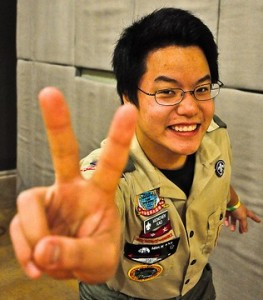 Social media crisis requires boy scout mentaility