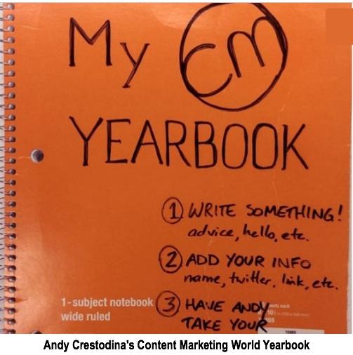 P2P Content - Crestodina CMW Yearbook