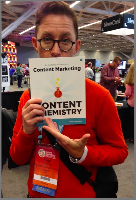 Content Marketing World Authors Will Make You Smarter - Heidi Cohen