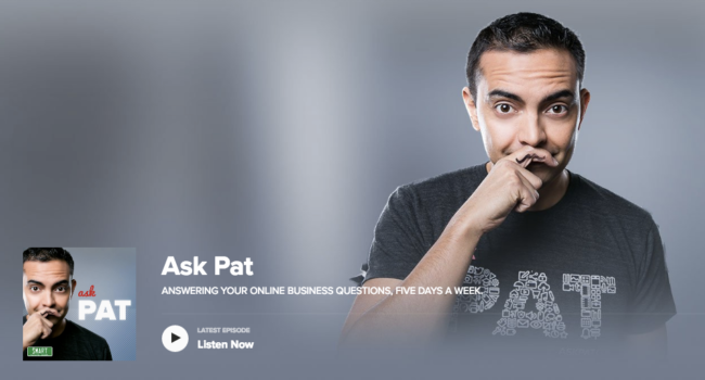 Answer Questions From Your Audience - Audio Content Like Pat Flynn