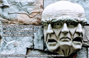 B2B Marketing Post COVID