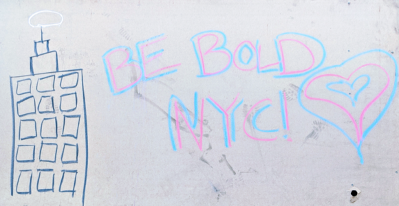 Be Bold NYC
