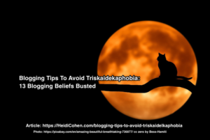 blogging beliefs busted