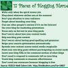 Blogging Blarney Infographic